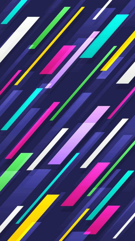 Hypersonic iPhone Wallpaper