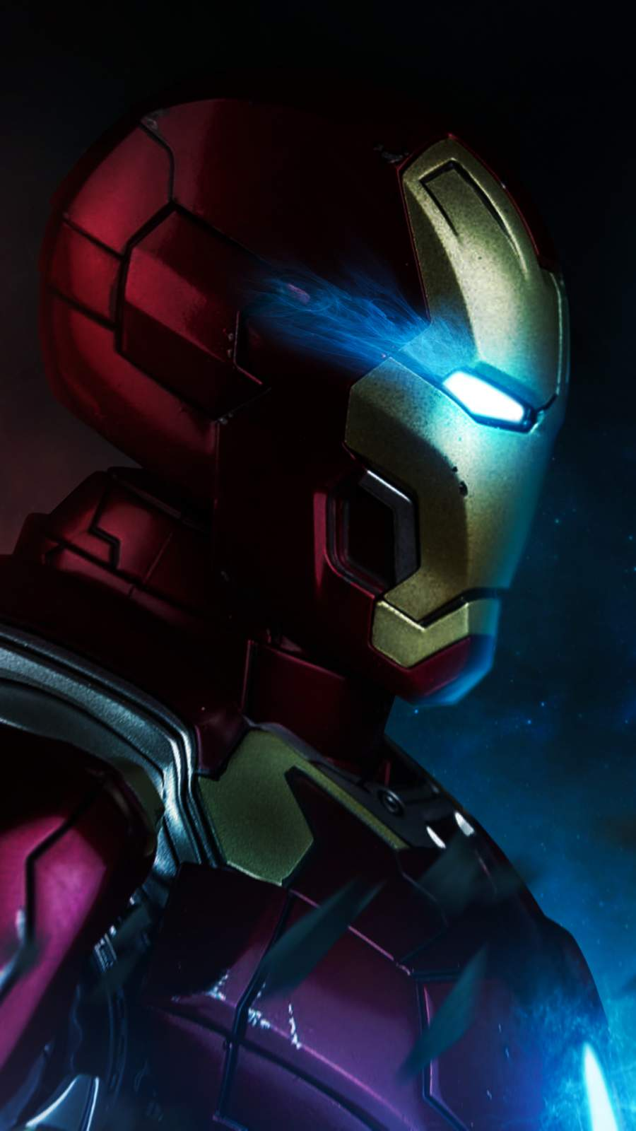 Iron Man Mark 3 iPhone Wallpaper