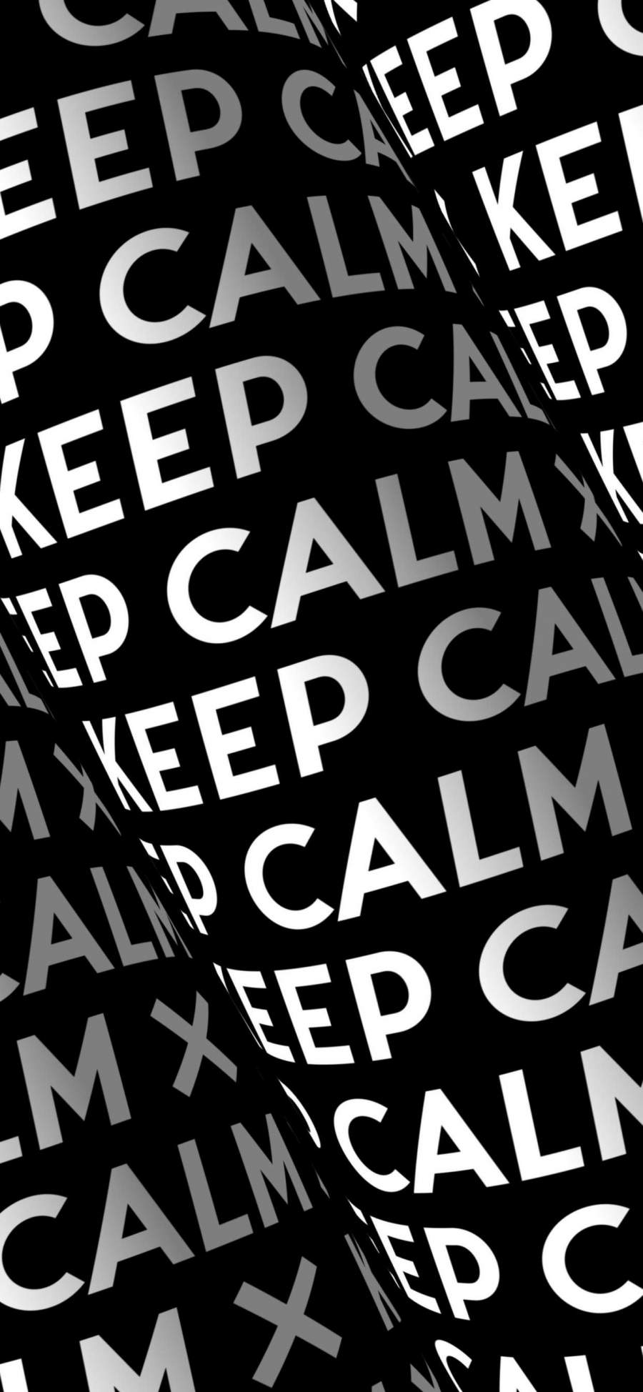 Keep Calm iPhone Wallpaper