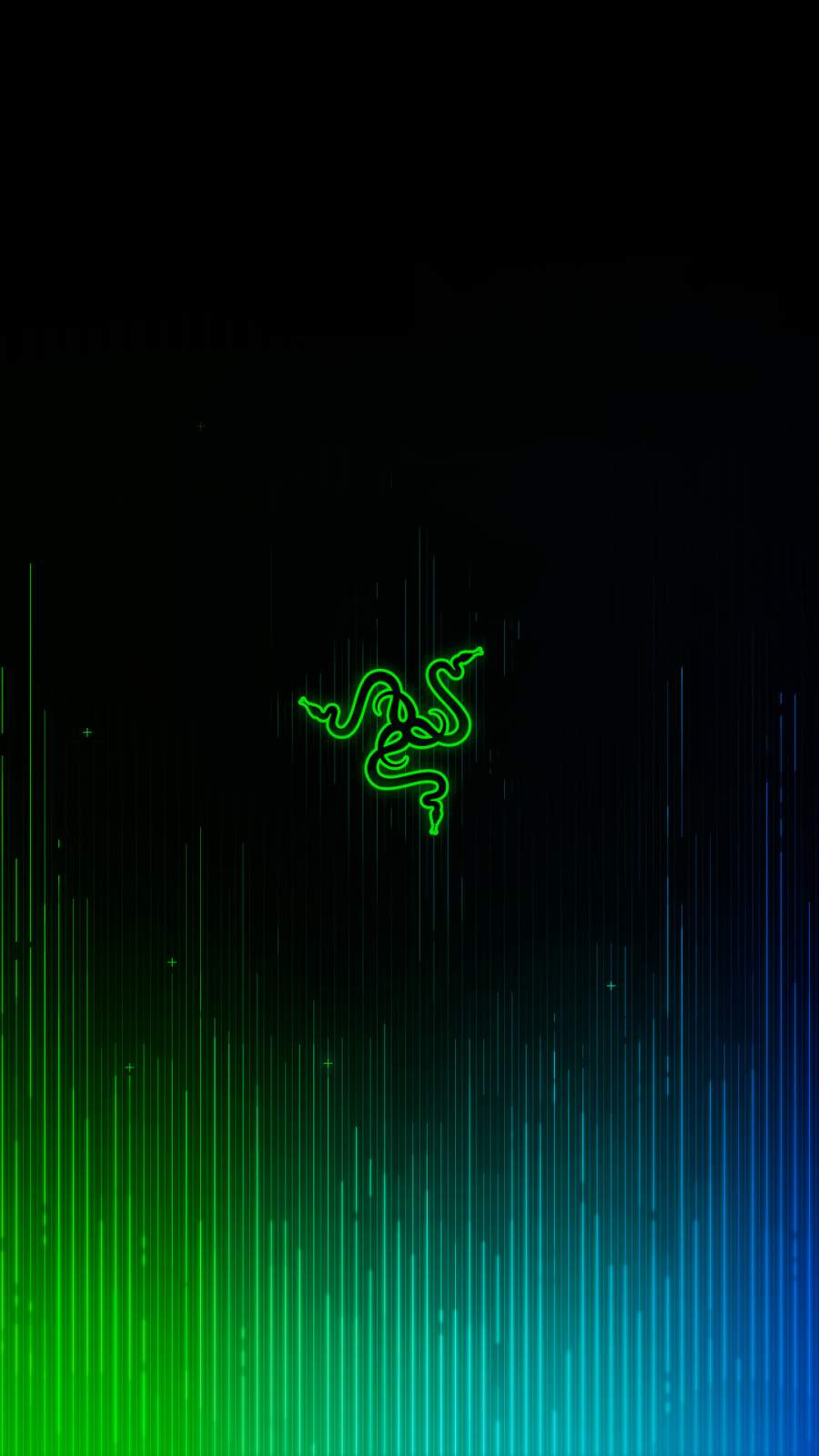 Razer 4K iPhone Wallpaper