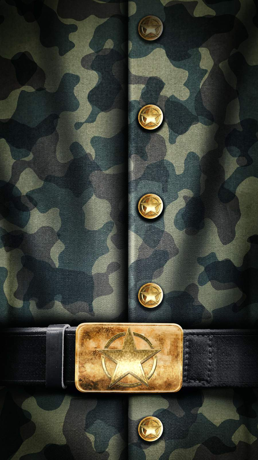 Soldier iPhone Wallpaper