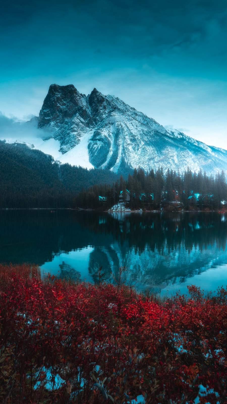 Swiss Nature iPhone Wallpaper