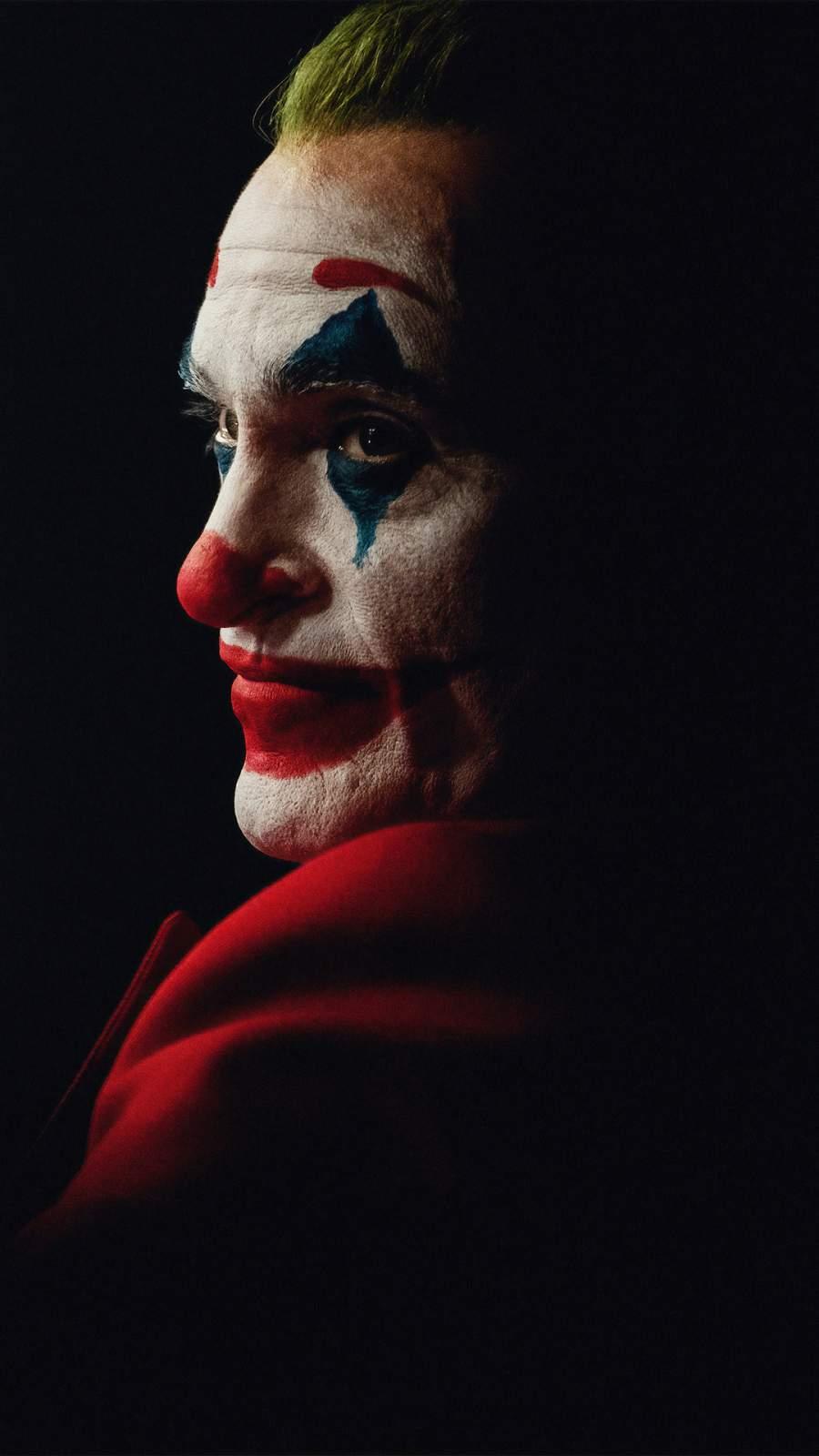 The Joker Joaquin Phoenix Dark iPhone Wallpaper