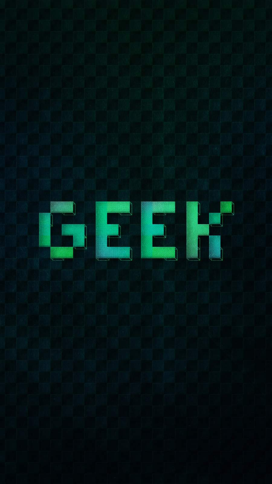 Geek iPhone Wallpaper