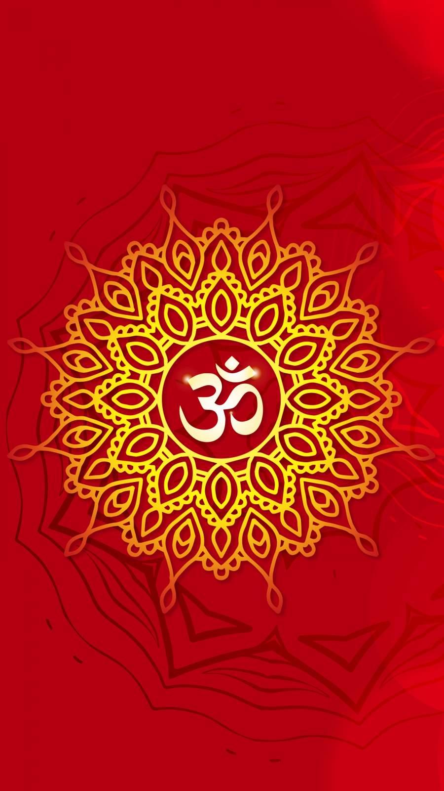Hindu Spiritual iPhone Wallpaper