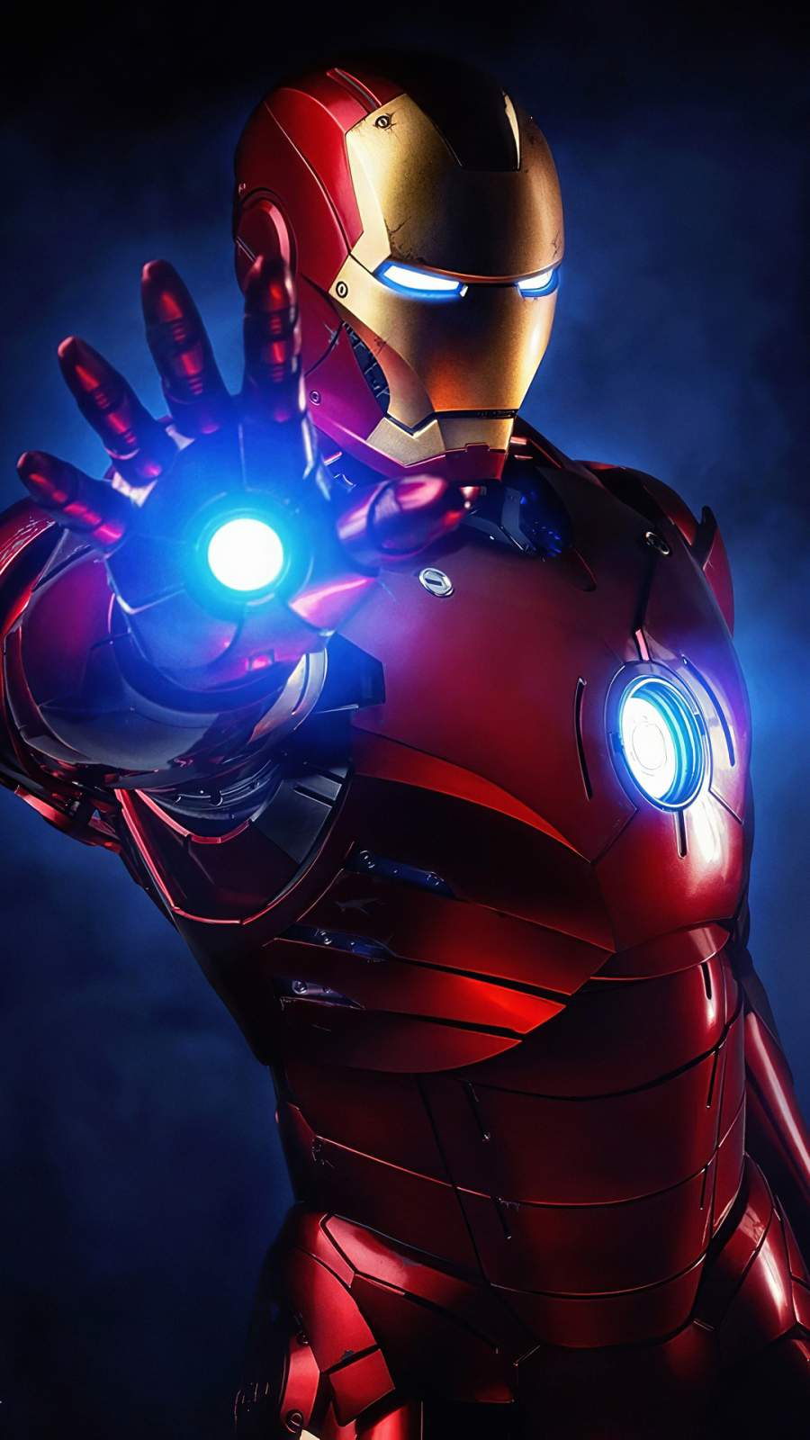 Iron Man Armor 4K iPhone Wallpaper 1 - iPhone Wallpapers ...