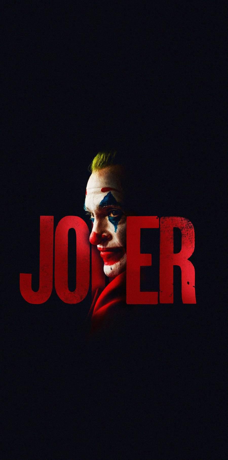 Joker iPhone Wallpaper 1