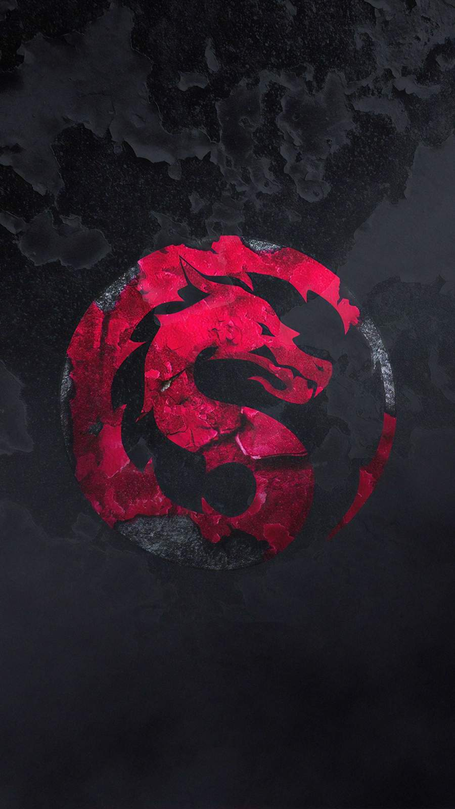 Mortal Kombat Logo iPhone Wallpaper iPhone Wallpaper
