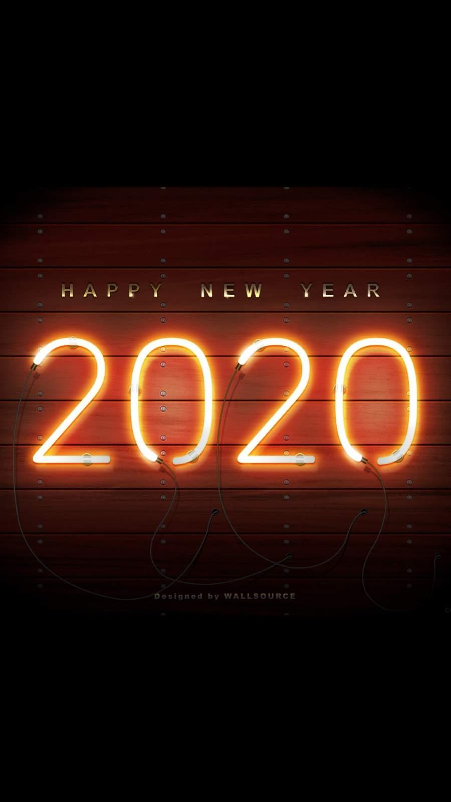 2020 iPhone Wallpaper 1
