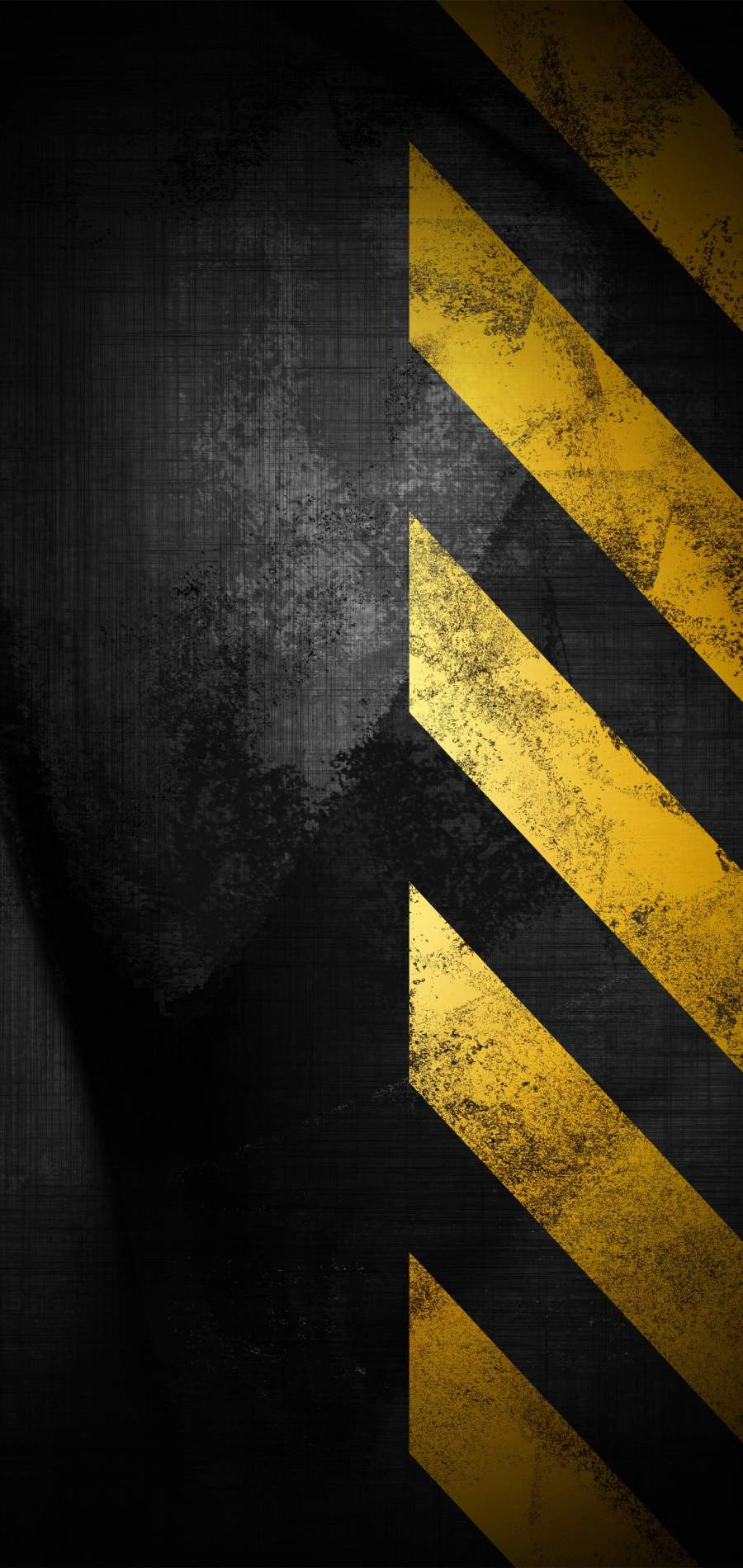 Caution iPhone Wallpaper