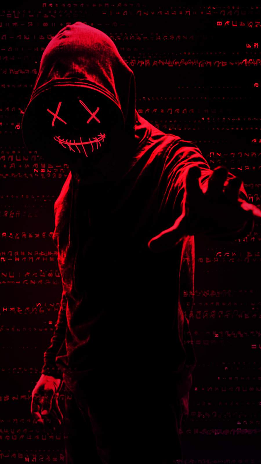 I am Hacker iPhone Wallpaper