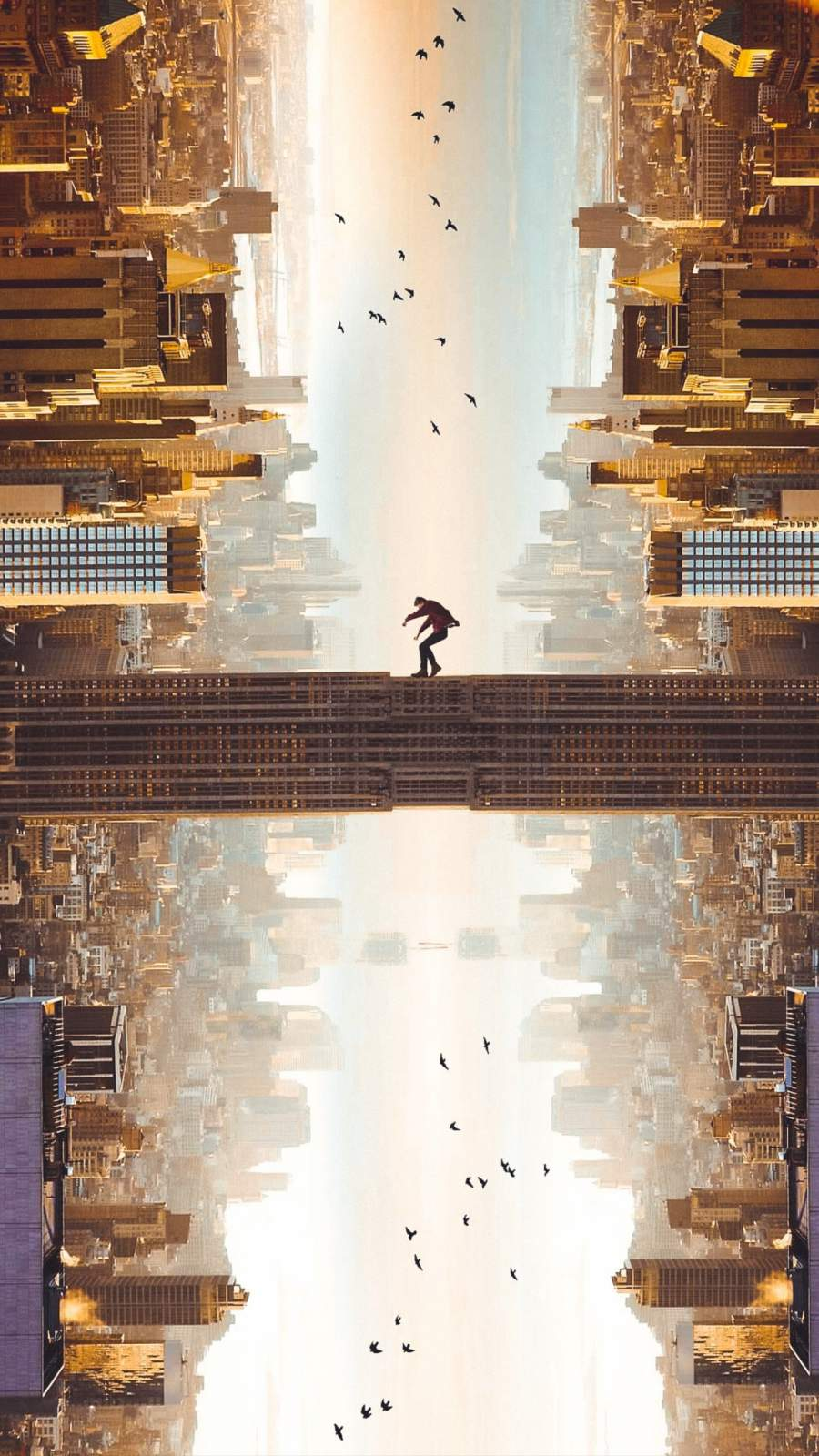 Inception iPhone Wallpaper