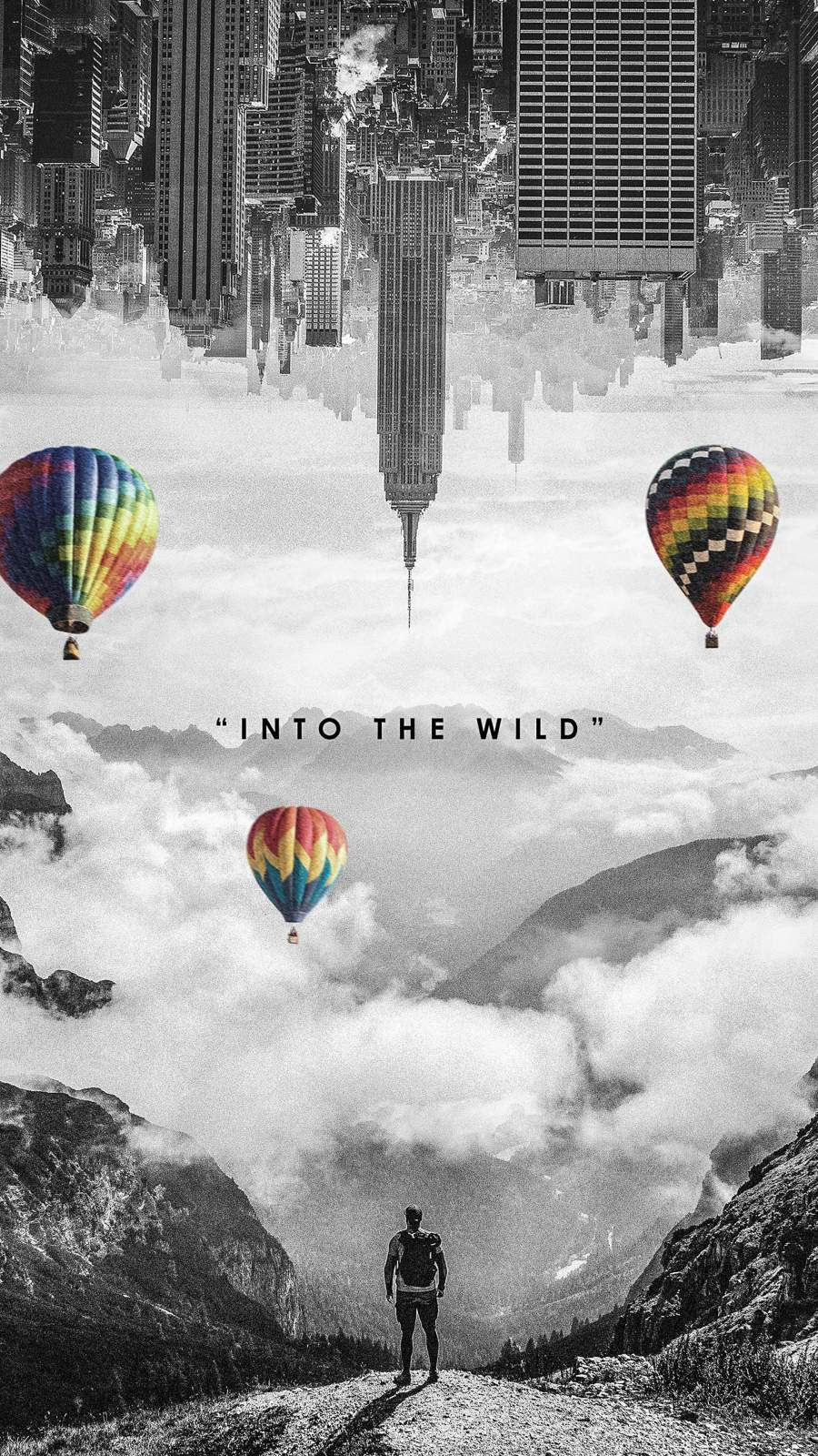 Into The Wild iPhone Wallpaper