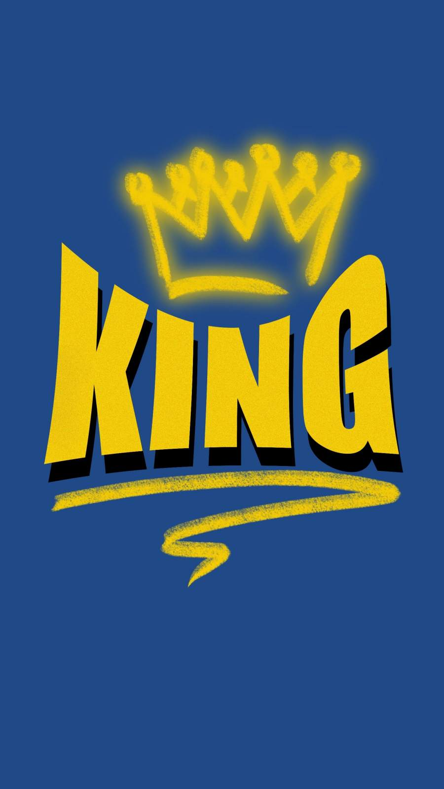 King iPhone Wallpaper