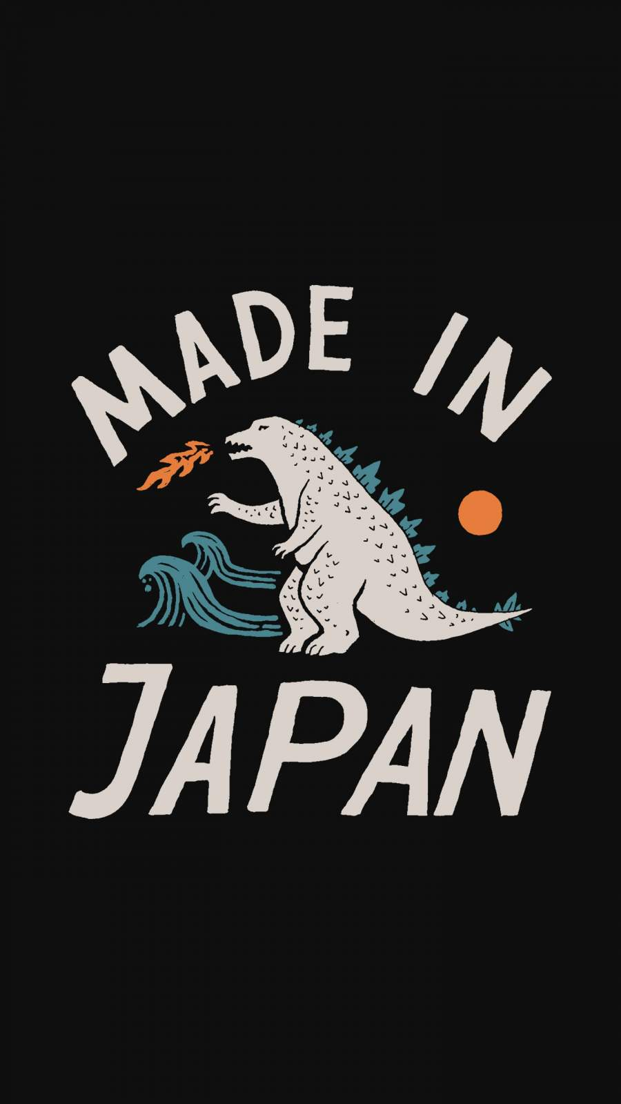 Made in Japan iPhone Wallpaper