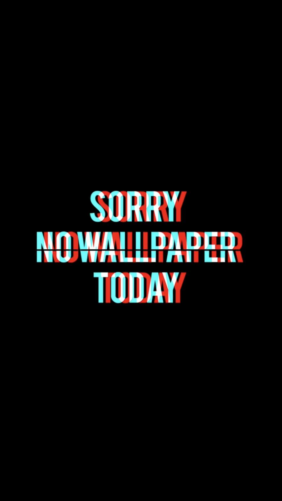 No Wallpaper iPhone Wallpaper
