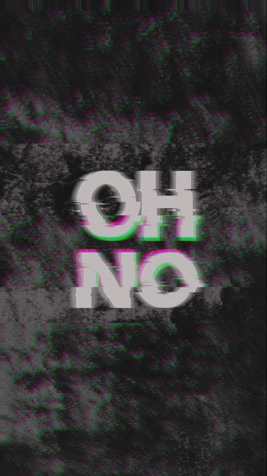 OH NO iPhone Wallpaper