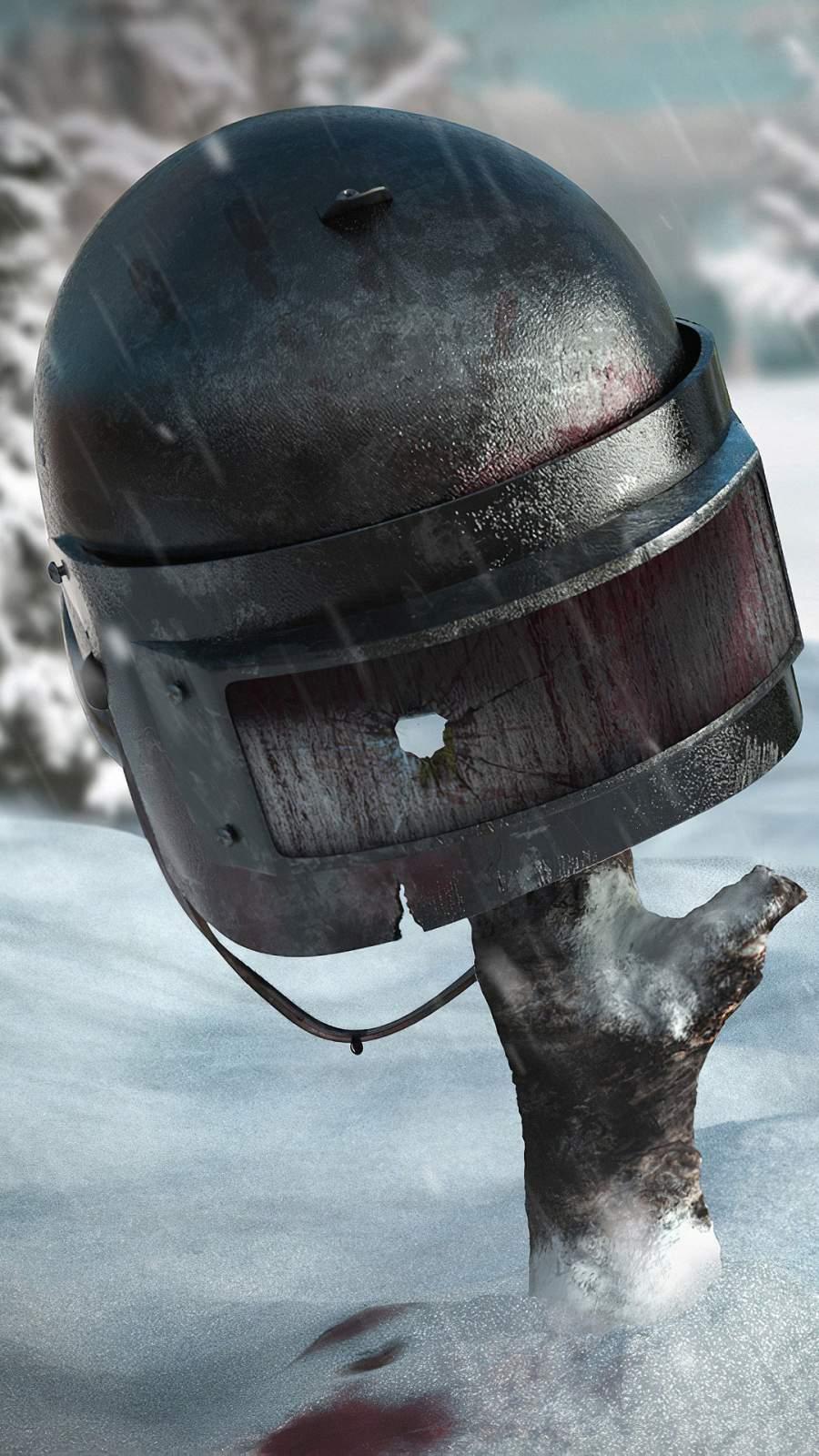 PUBG 4K Helmet iPhone Wallpaper - iPhone Wallpapers ...