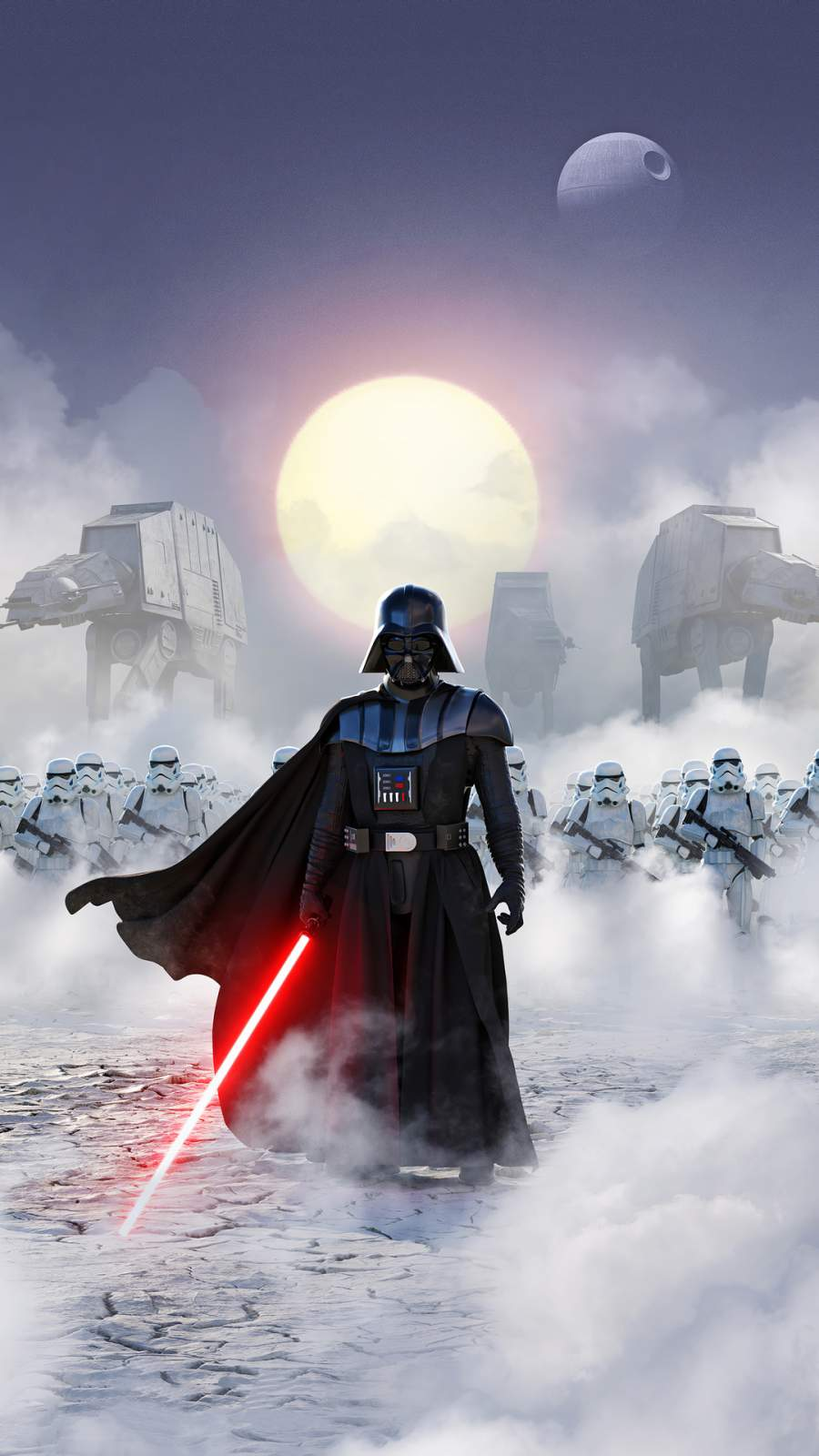 Star Wars Army iPhone Wallpaper