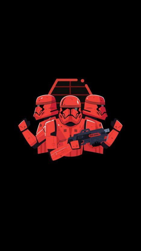 Star Wars Stormtrooper iPhone Wallpaper