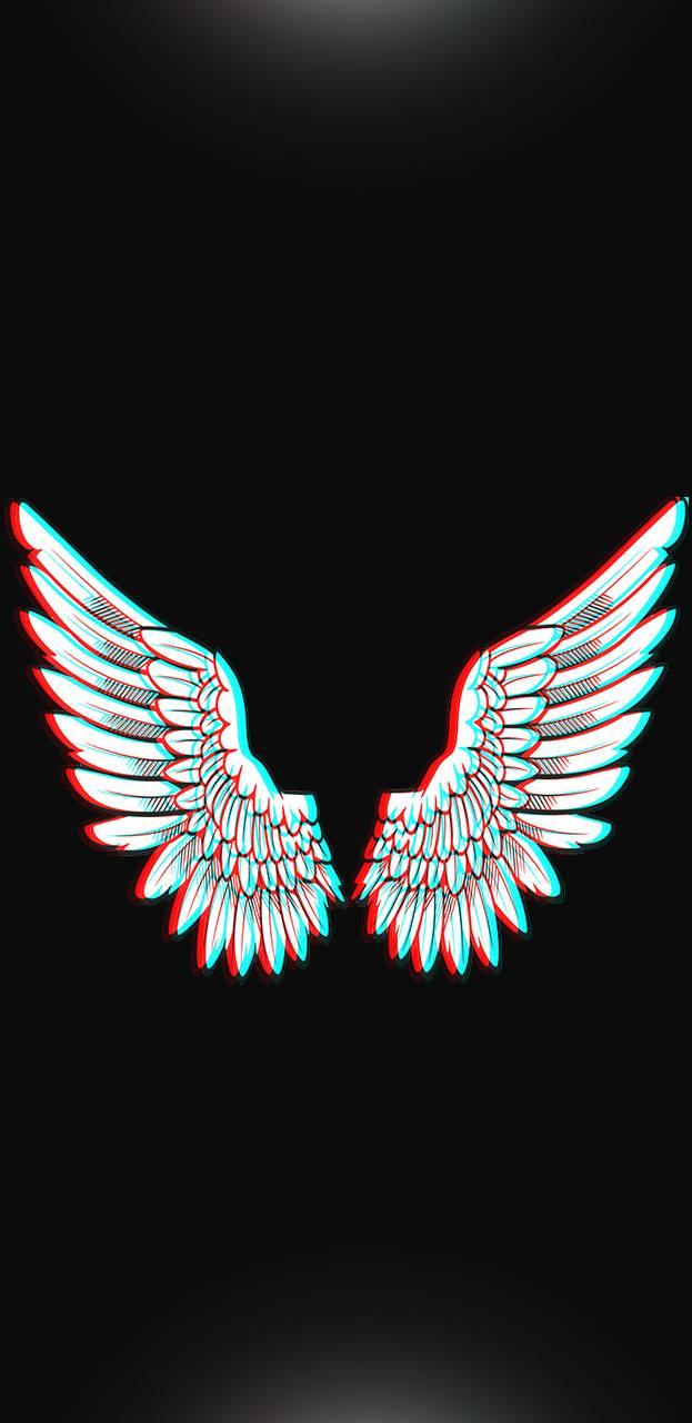 Wings iPhone Wallpaper