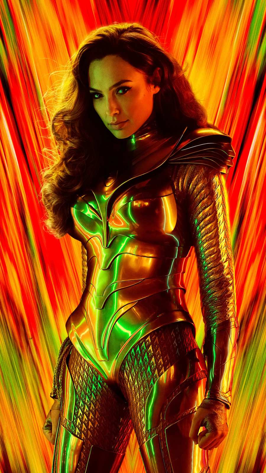 Wonder Woman 1984 iPhone Wallpaper