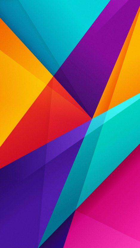 Abstract Kross iPhone Wallpaper
