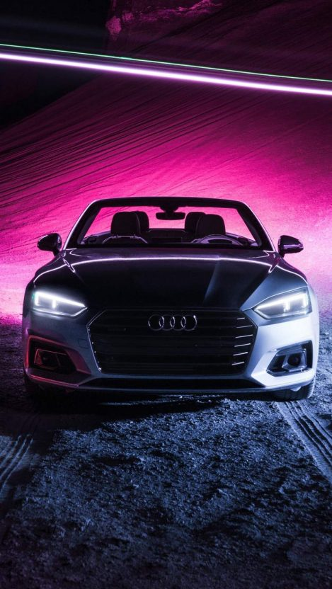 Audi A5 iPhone Wallpaper