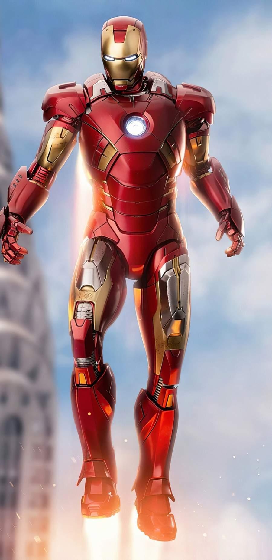 Iron Man New iPhone Wallpaper
