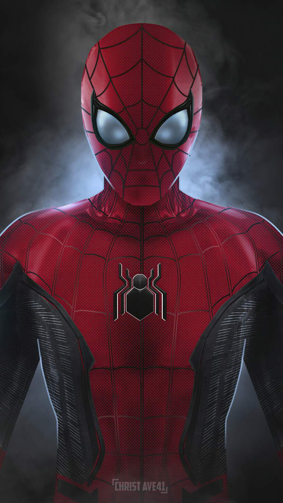 Spiderman 4K iPhone Wallpaper