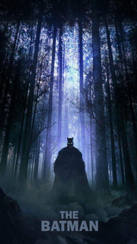 The Batman iPhone Wallpaper