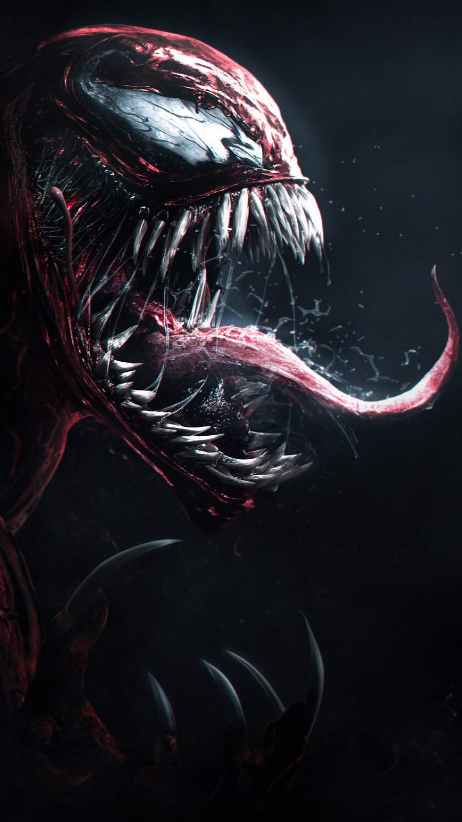 Venom 2 iPhone Wallpaper