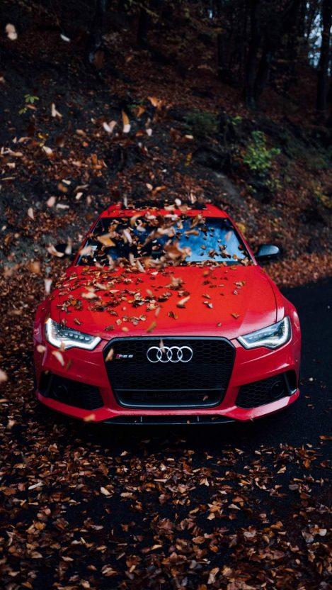 Audi Car HD iPhone Wallpaper