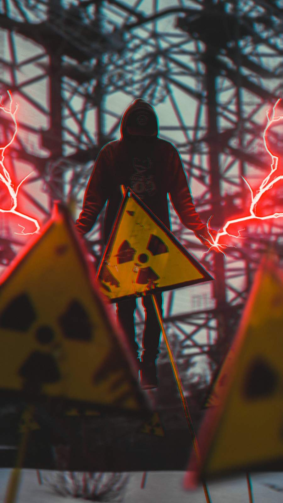 Danger Zone iPhone Wallpaper