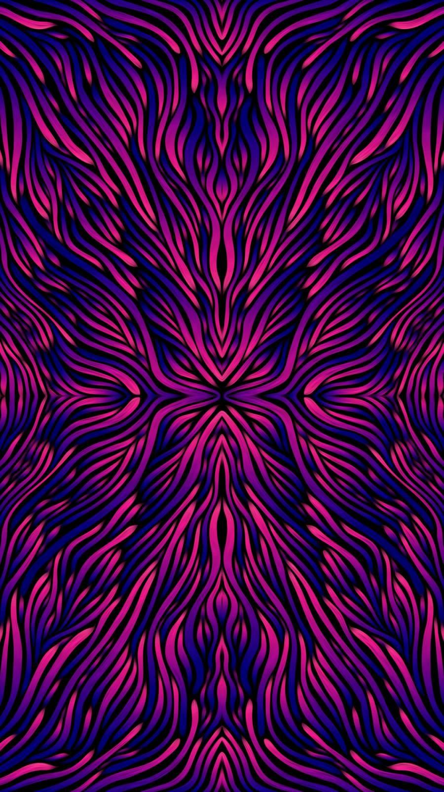 Illusion Art iPhone Wallpaper