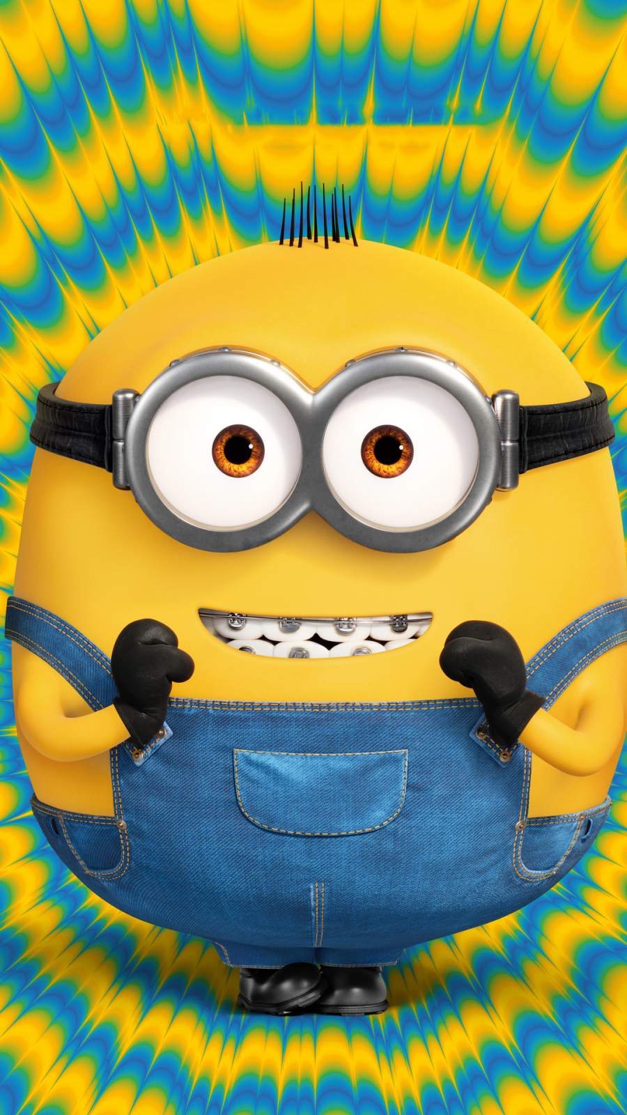 Minions the Rise of Gru iPhone Wallpaper