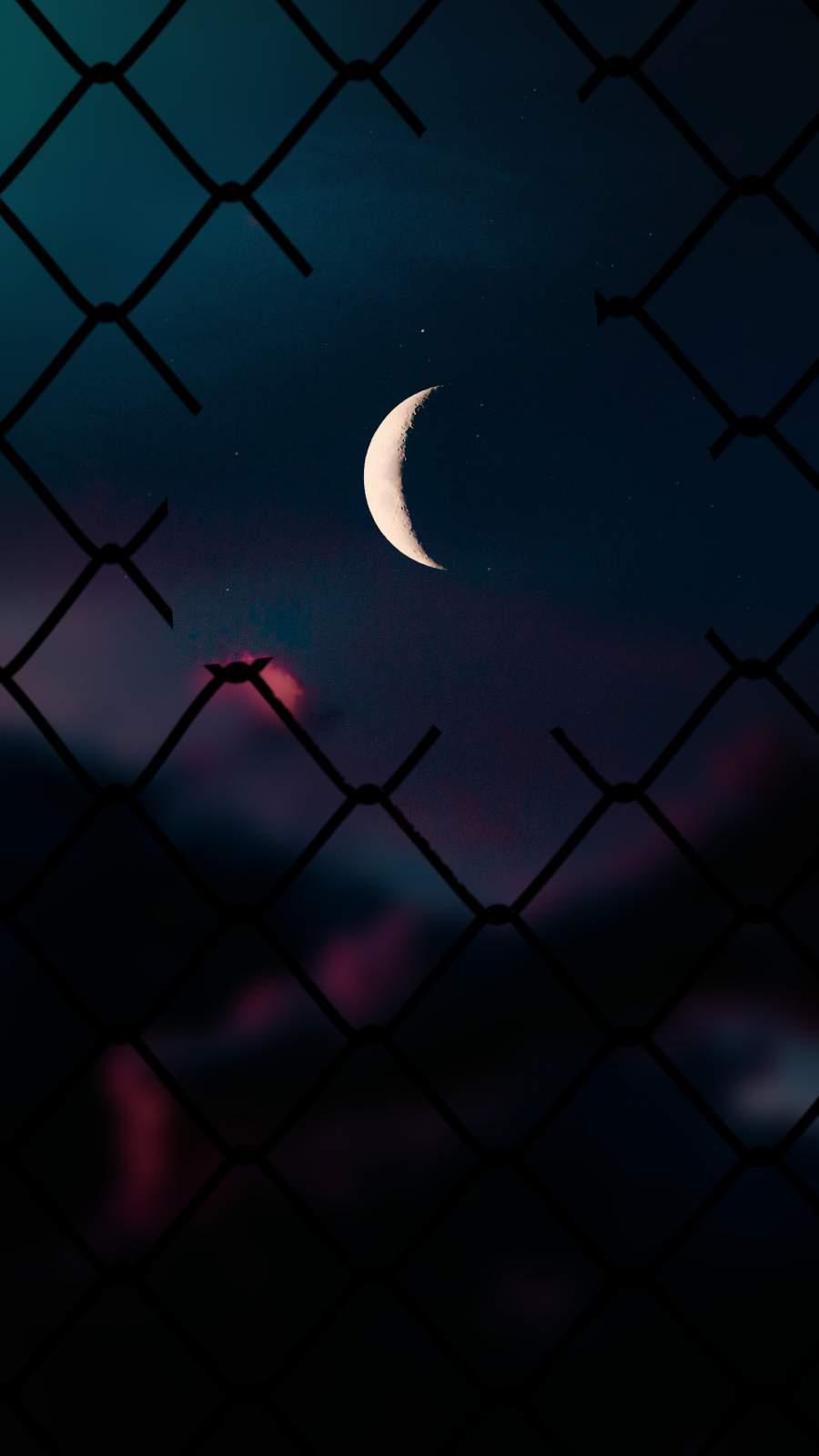 Moon Light iPhone Wallpaper