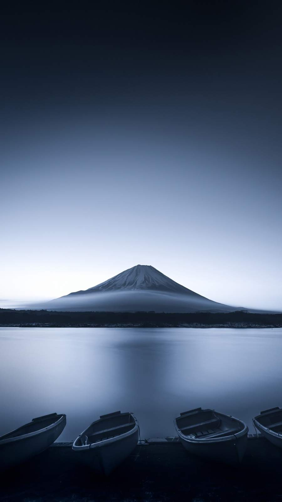 Mount Fuji Beautiful View iPhone Wallpaper