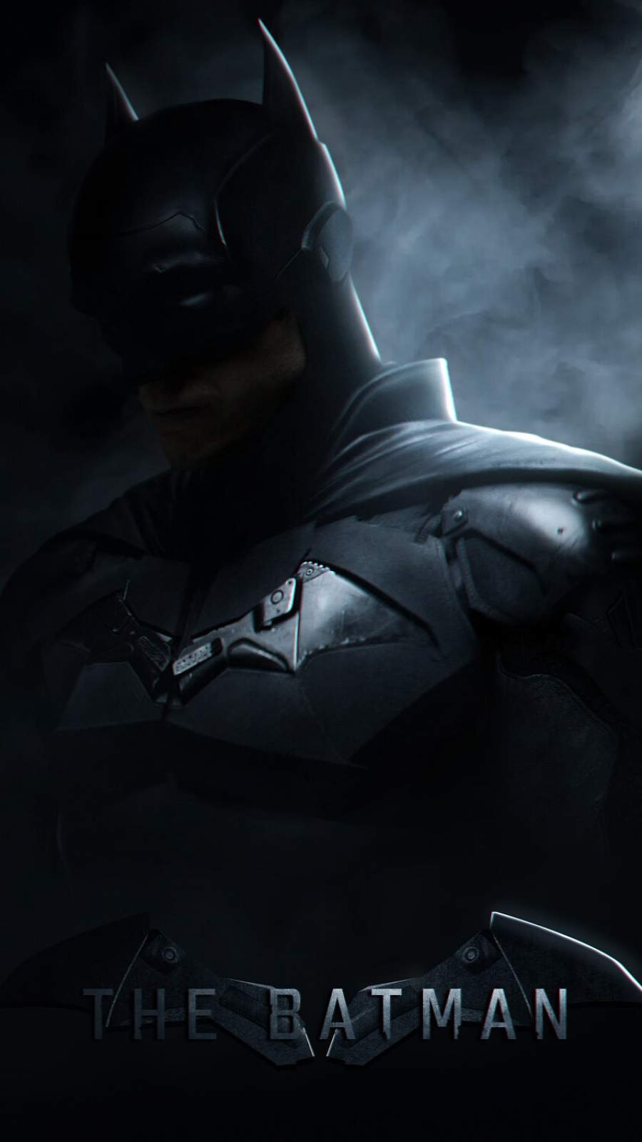 The BATMAN iPhone Wallpaper