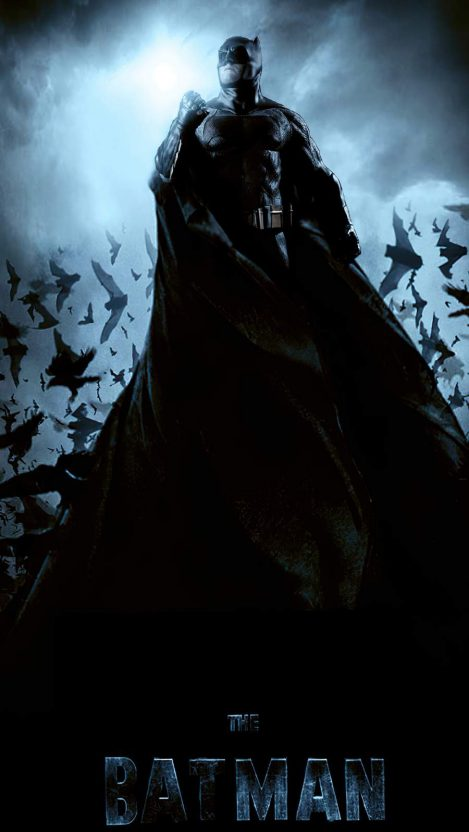 The Bat Man iPhone Wallpaper