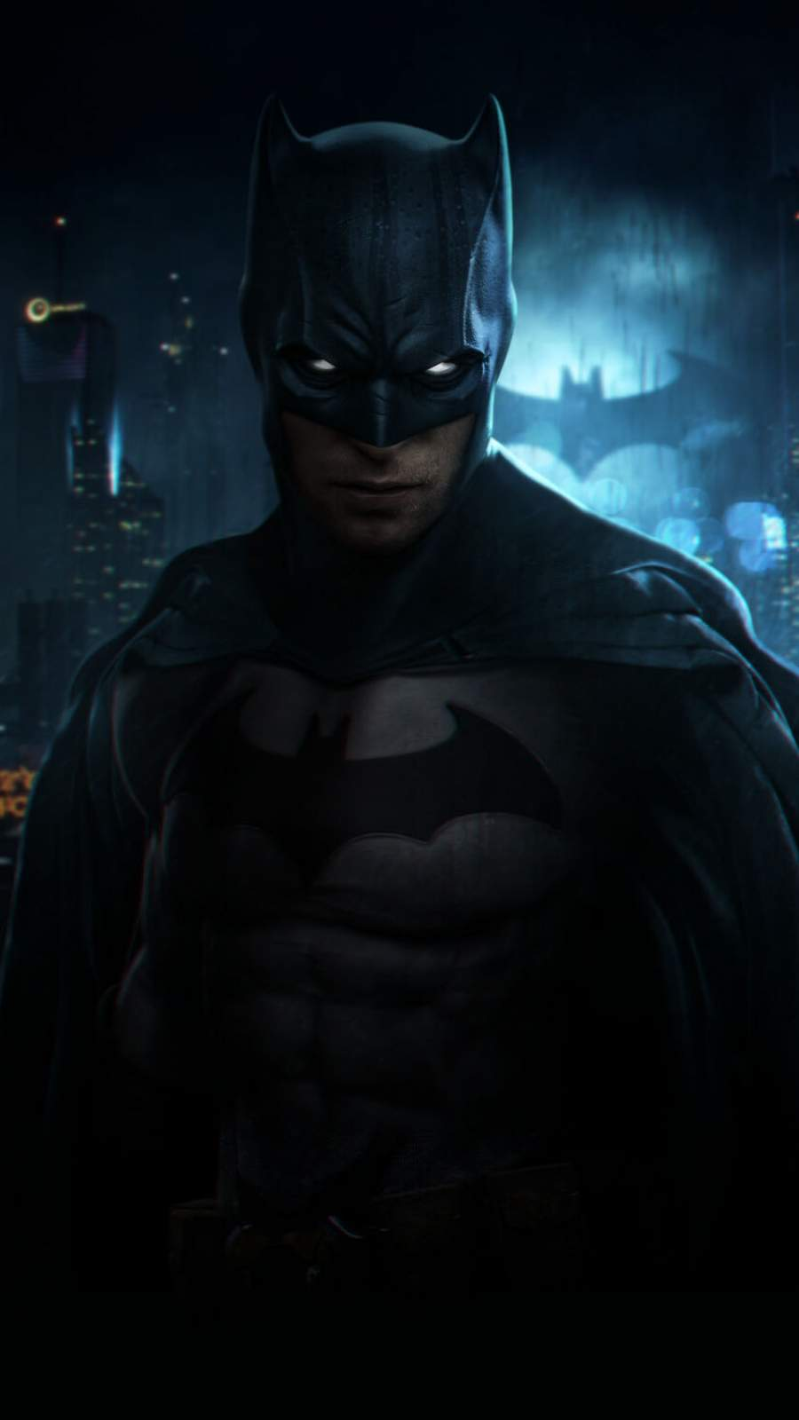 The Batman Robert Pattinson iPhone Wallpaper