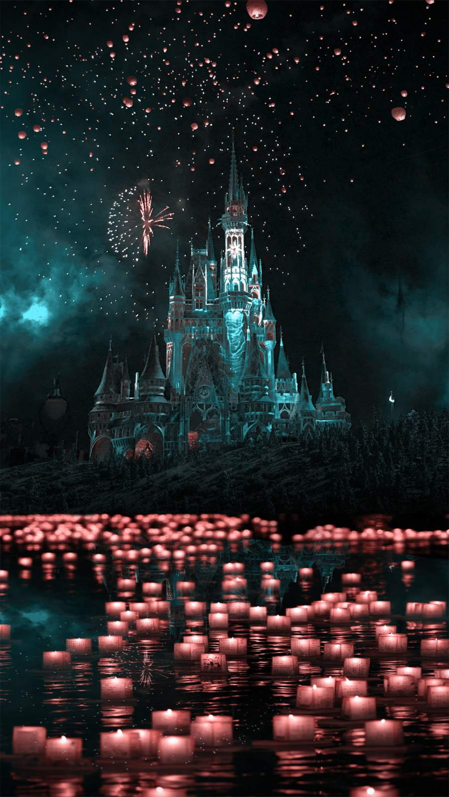 WONDERLAND iPhone Wallpaper