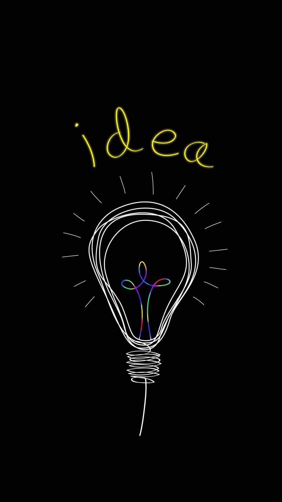 idea iPhone Wallpaper
