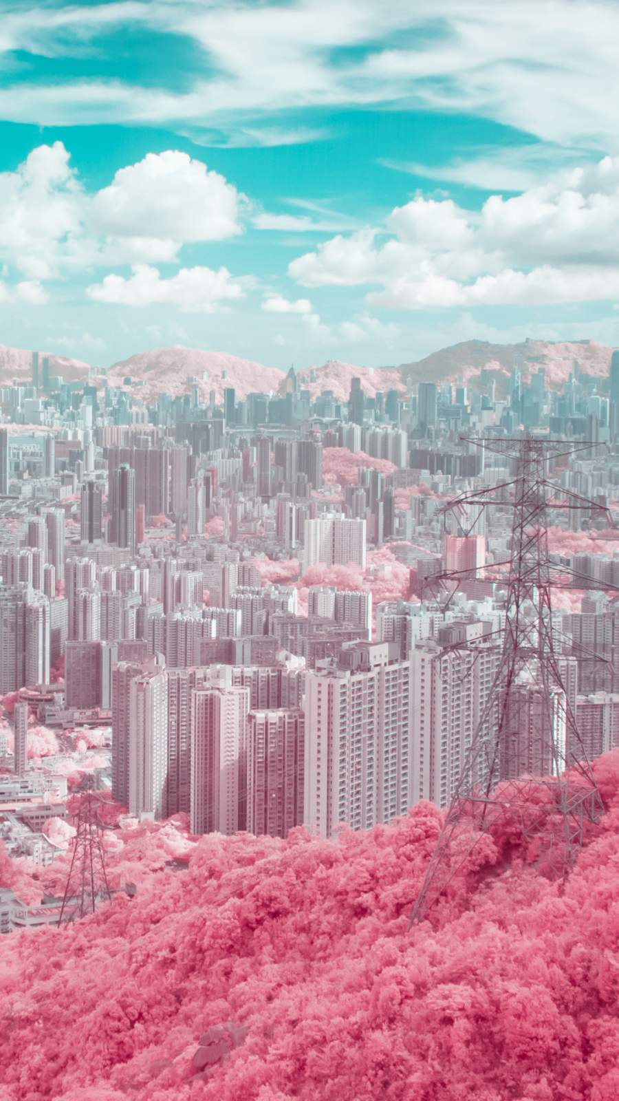 Anime City iPhone Wallpaper - iPhone Wallpapers : iPhone ...
