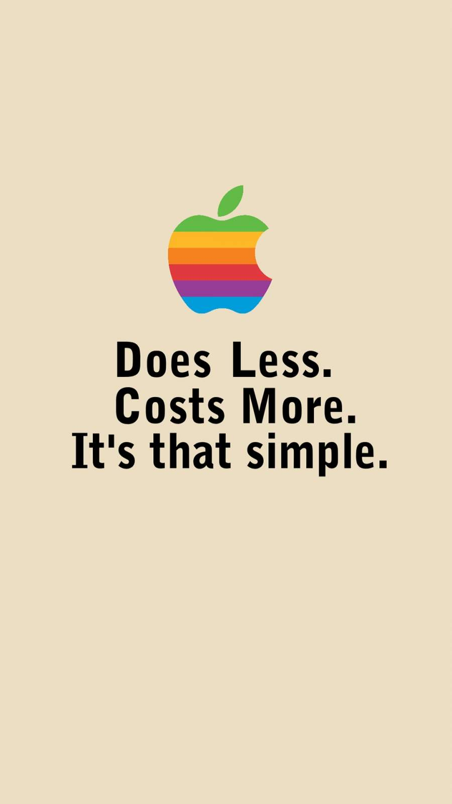 Apple Quote