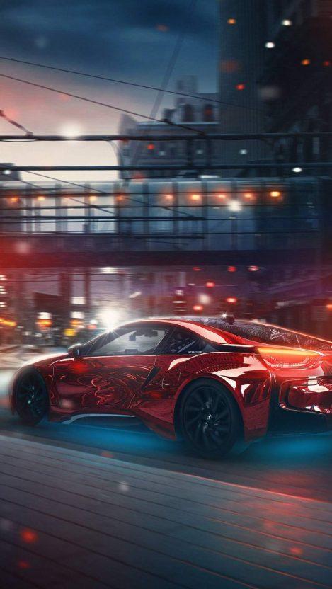 BMW Car iPhone Wallpaper