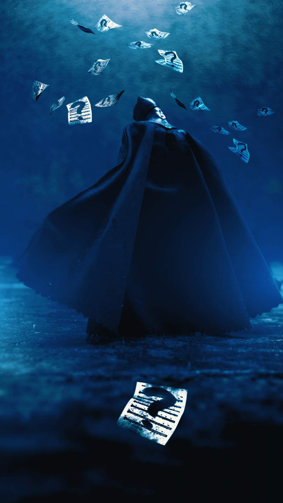 Batman Nights iPhone Wallpaper