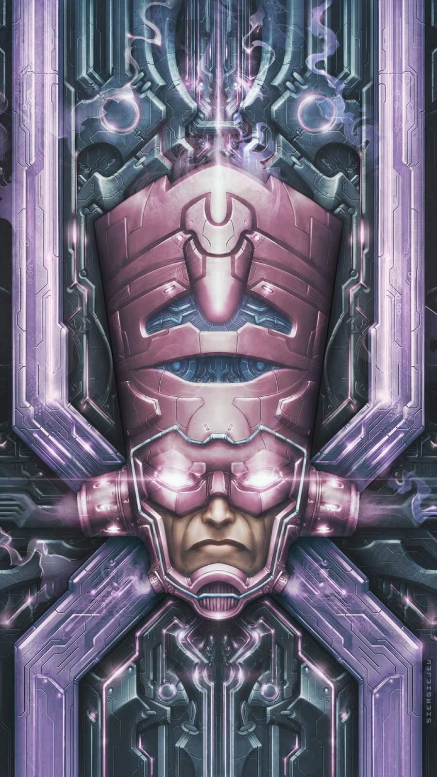 Galactus iPhone Wallpaper