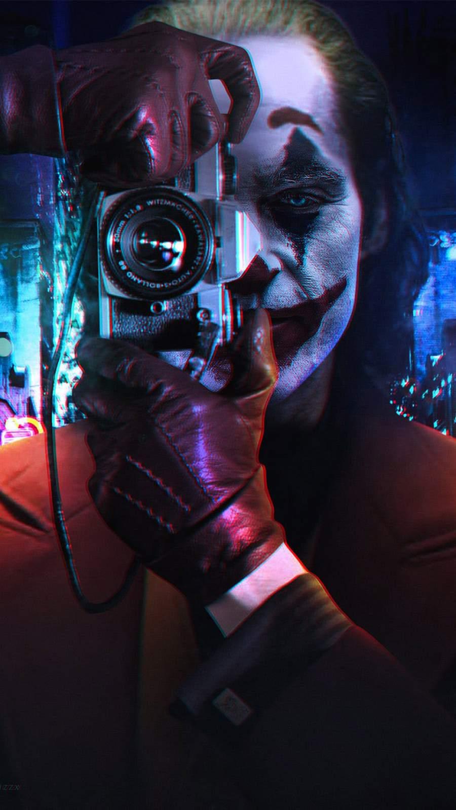 Joker Photography iPhone Wallpaper