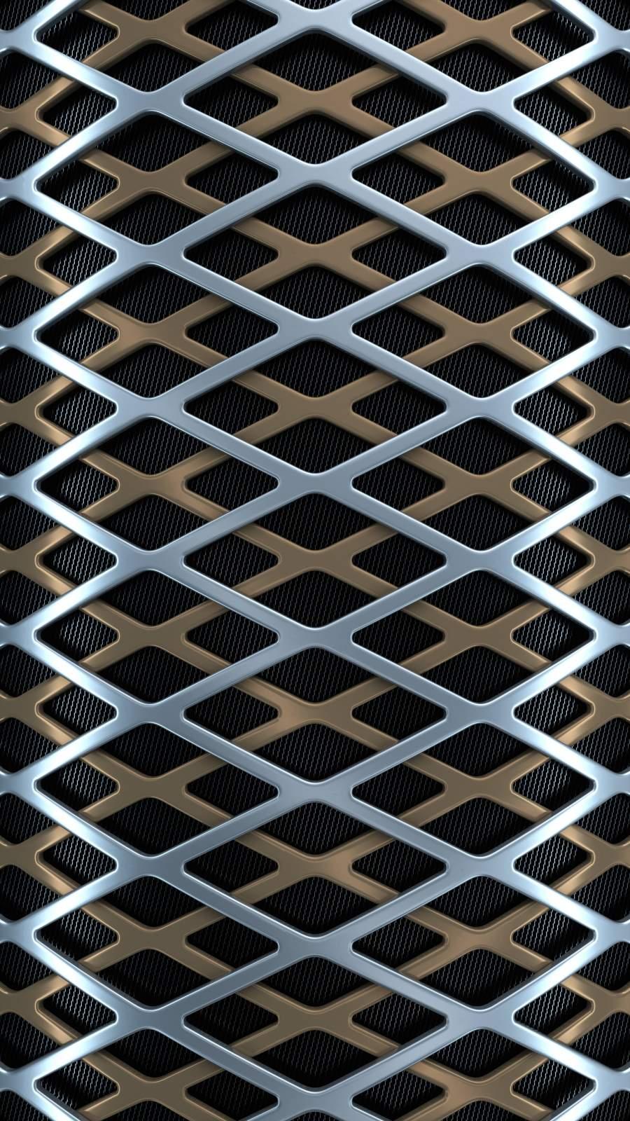 Metalic Texture iPhone Wallpaper